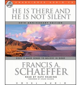 Hovel Audio He Is There and He is Not Silent (Audio CD)