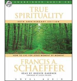 Hovel Audio True Spirituality  (Audio CD)