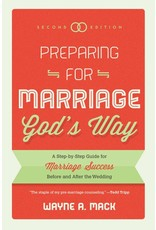 P&R Publishing (Presbyterian and Reformed) Preparing for Marriage God's Way: A Step-by-Step Guide for Marriage Success Before and After the Wedding (2nd ed.)