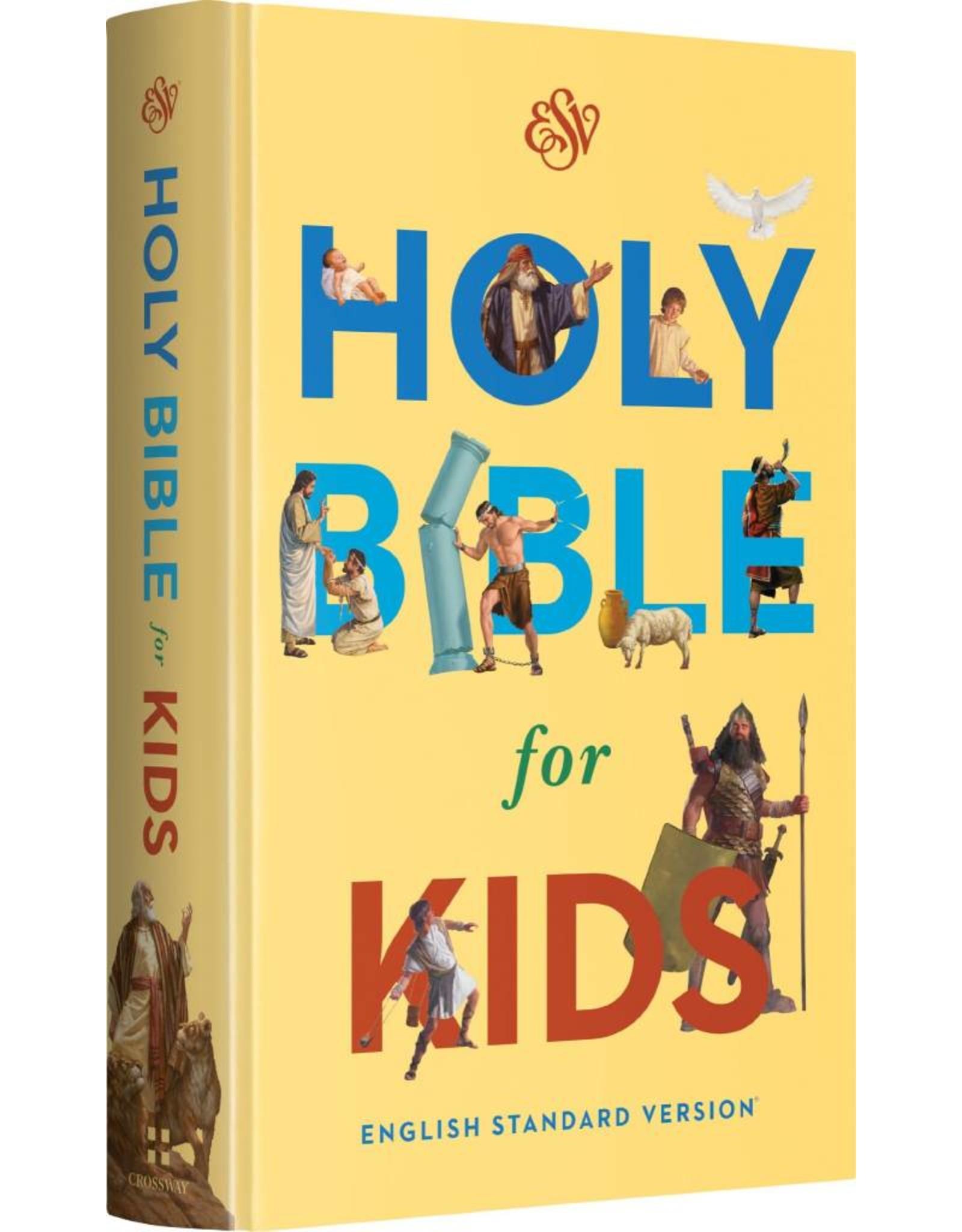 Crossway / Good News ESV Holy Bible for Kids