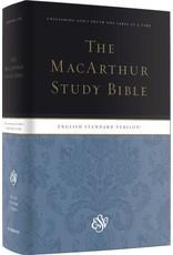 Crossway / Good News ESV MSB MacArthur Study Bible Personal Size, Hardcover