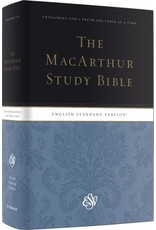 Crossway / Good News MacArthur Study Bible, Personal Size Hardcover