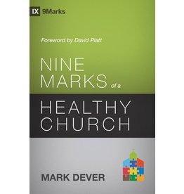 Crossway / Good News Nine Marks of a Healthy Church (3rd ed)