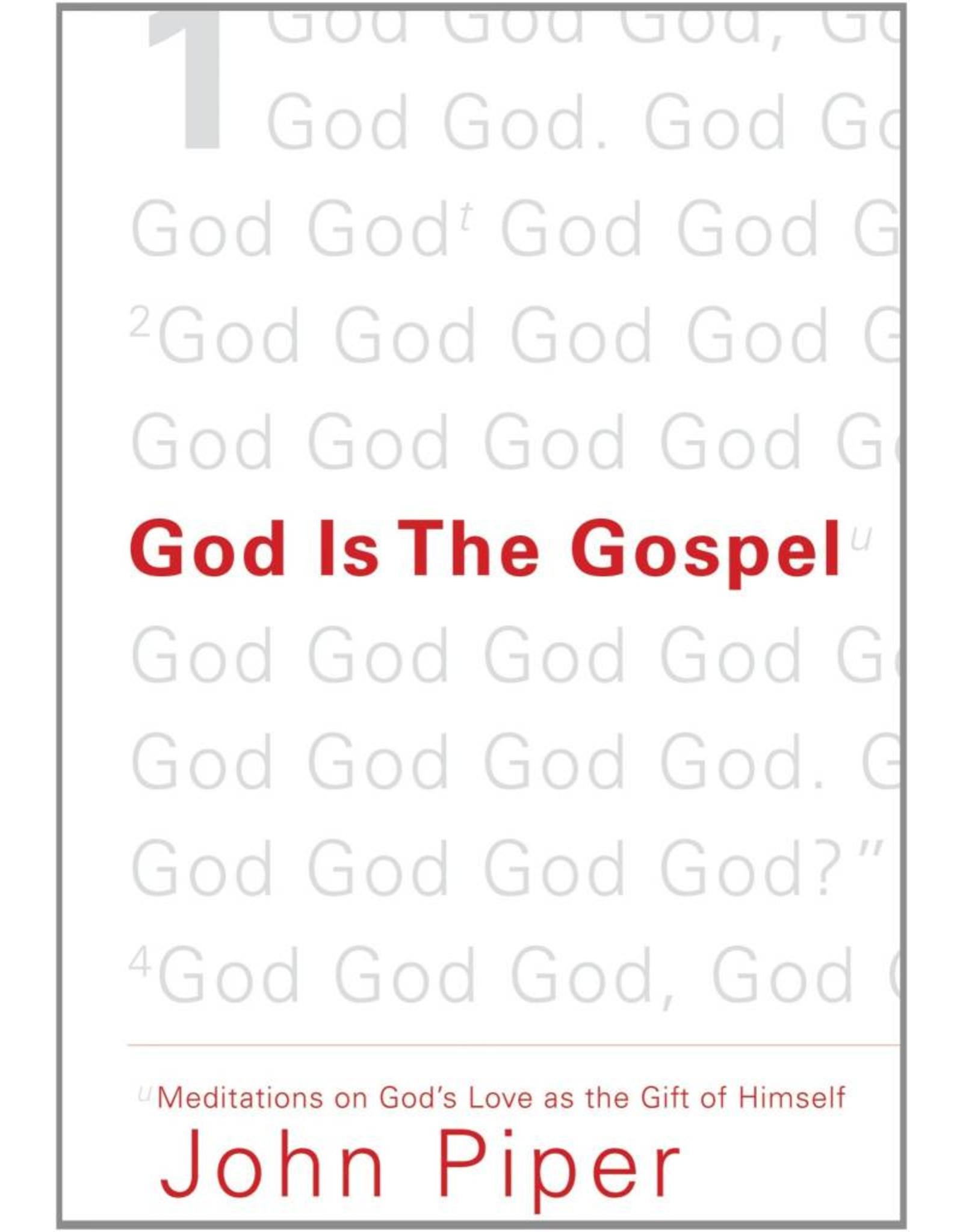 Crossway / Good News God is the Gospel