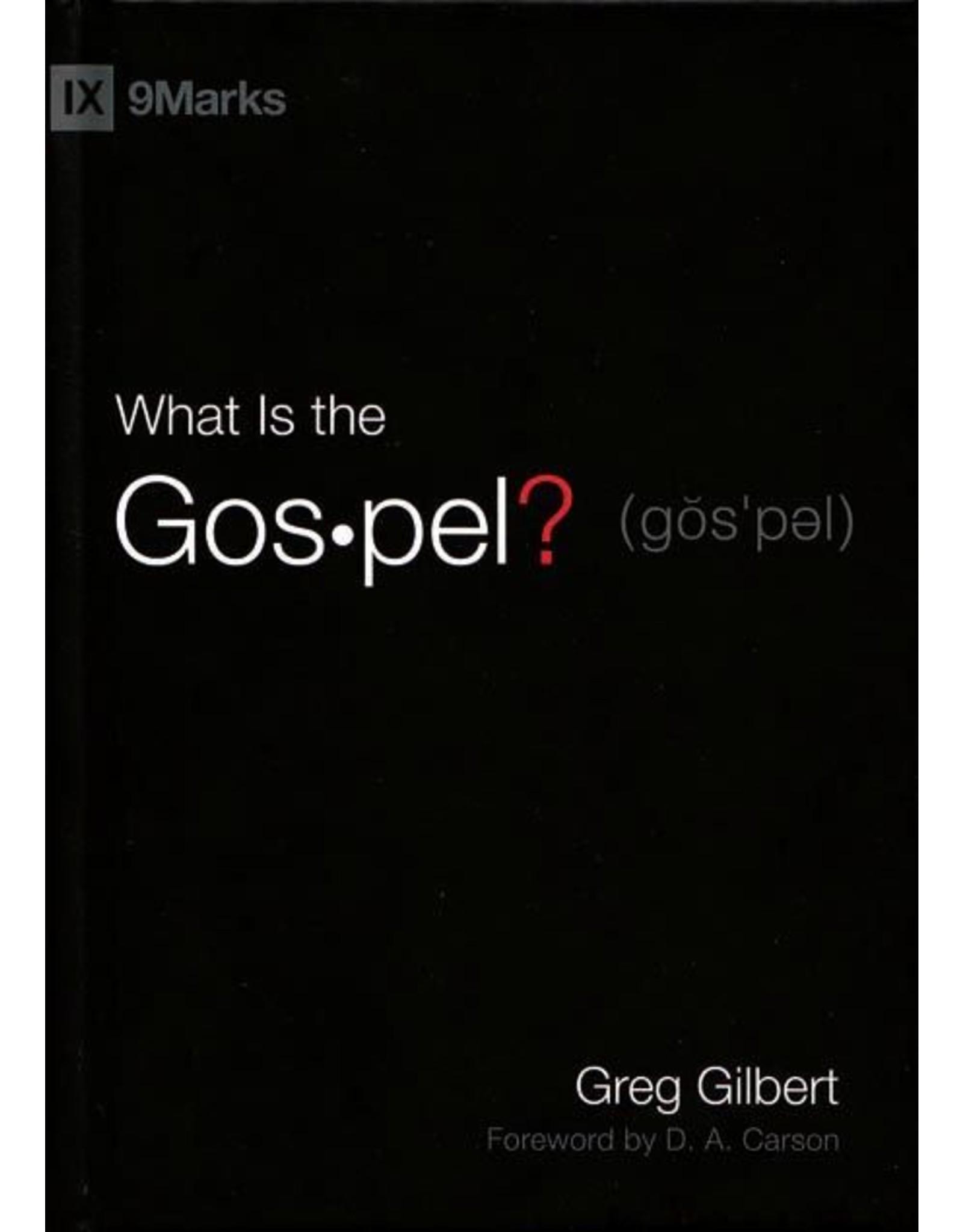 Crossway / Good News What is the Gospel? (book)