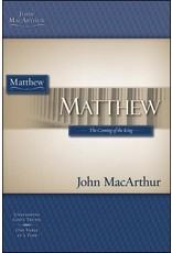 Harper Collins / Thomas Nelson / Zondervan (1st Ed.) MacArthur Bible Study (MBS): Matthew