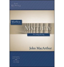 Harper Collins / Thomas Nelson / Zondervan (1st Ed.) MBS: Matthew