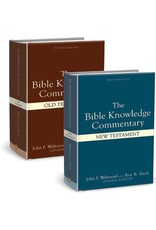 David C. Cook Bible Knowledge Commentary (OT/NT set)