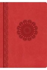 Harper Collins / Thomas Nelson / Zondervan MacArthur Study Bible NIV Leathersoft Sunset Pink