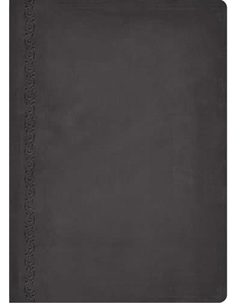 Harper Collins / Thomas Nelson / Zondervan MacArthur Study Bible NKJV Leathersoft Raven
