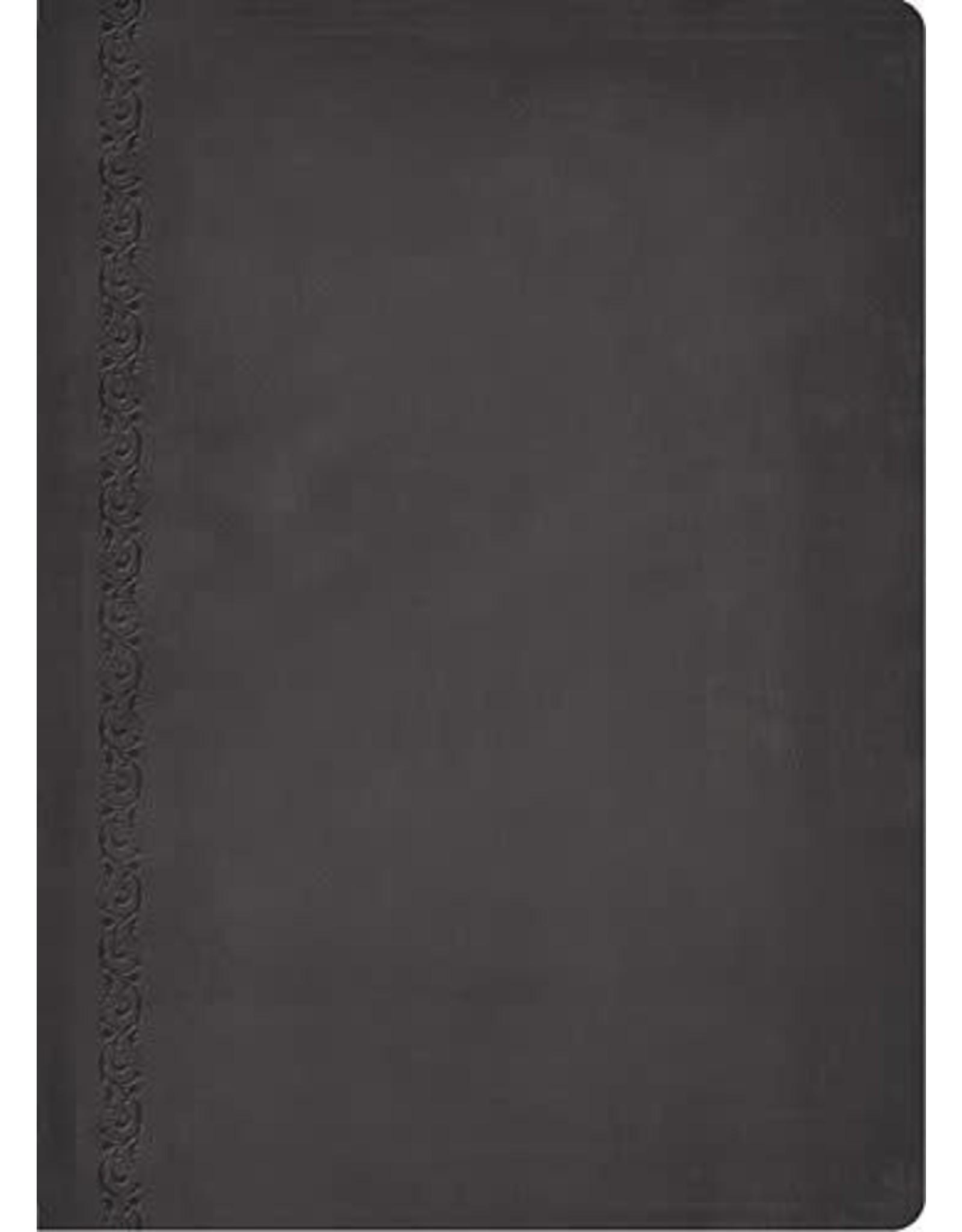 Harper Collins / Thomas Nelson / Zondervan MacArthur Study Bible: NKJV Leathersoft Raven Indexed