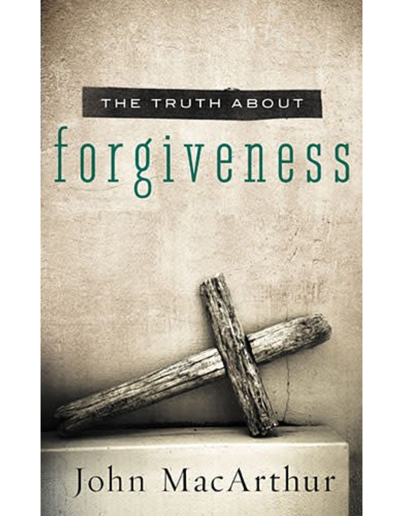 Harper Collins / Thomas Nelson / Zondervan The Truth About Forgiveness