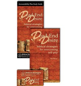 Biblical Strategies Dead End Desire- SET