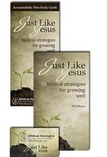 Biblical Strategies Just Like Jesus - SET