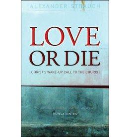 Lewis & Roth Publishers Love or Die
