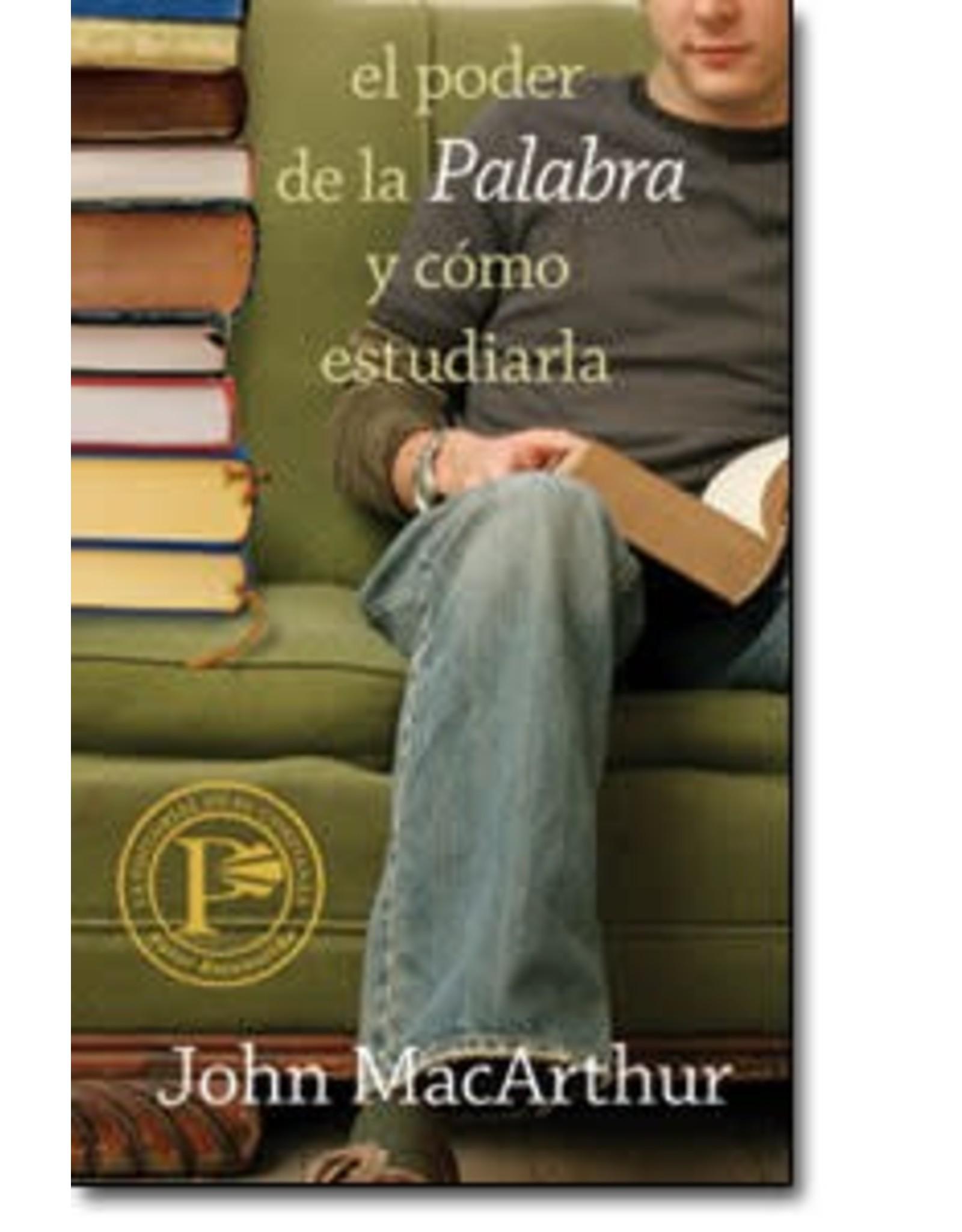 Kregel / Portavoz / Ingram El poder de la Palabra y Como Estudiarla (Spanish - How to Study the Bible)