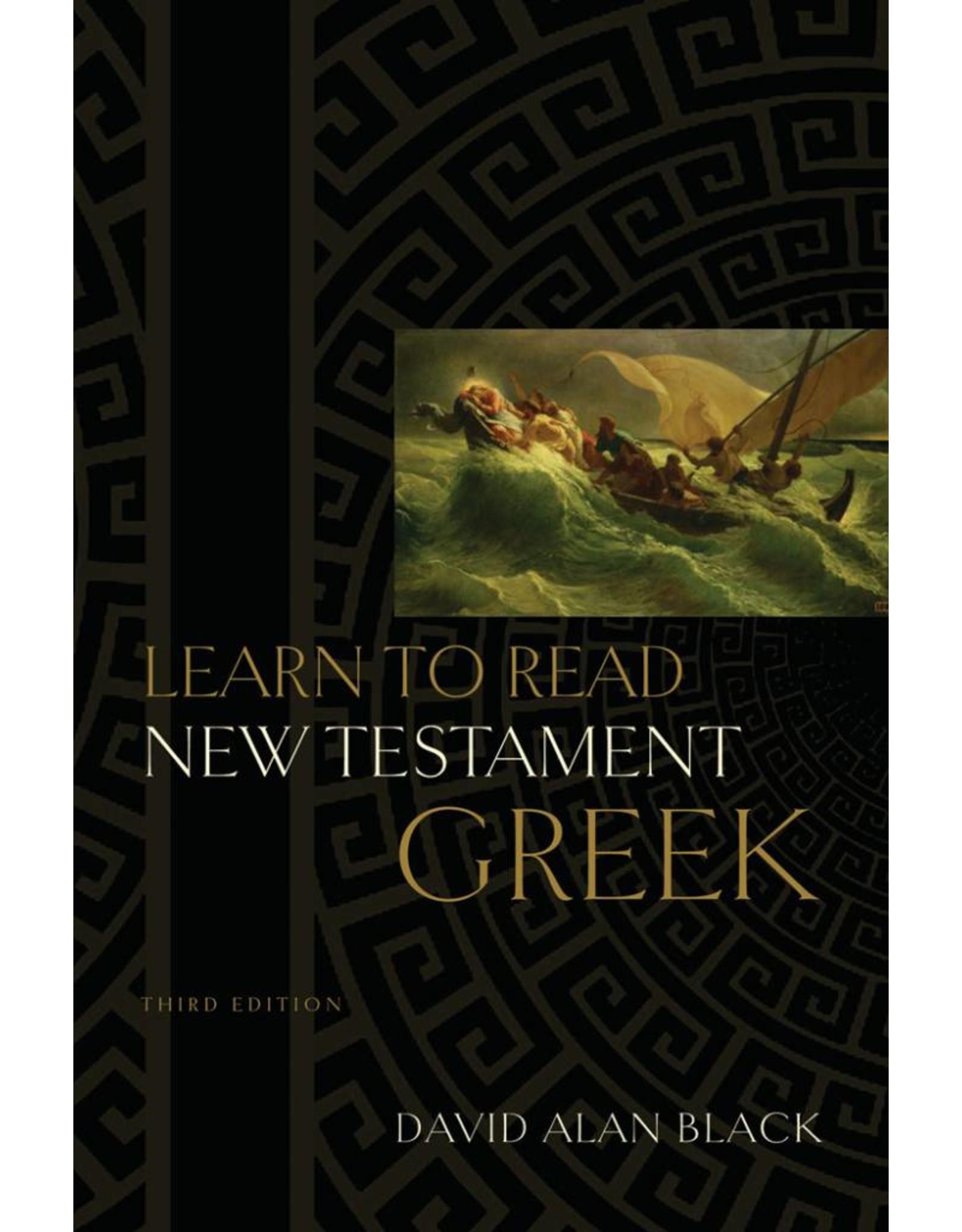 Broadman & Holman Publishers (B&H) Learn to Read New Testament Greek 3rd Ed