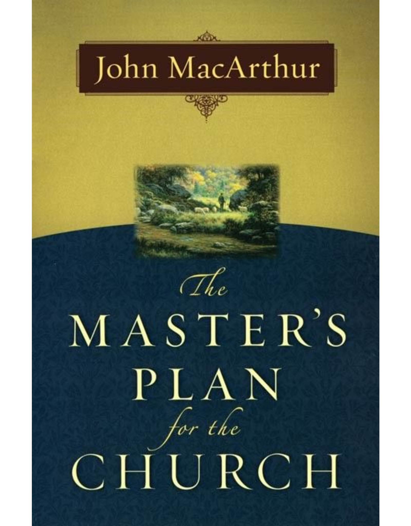 Moody Publishers The Master's Plan for the Church