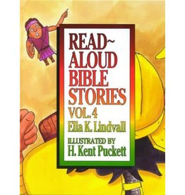 Moody Publishers Read Aloud Bible Stories Vol. 4