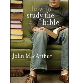 Moody Publishers How to Study the Bible