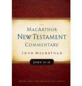 Moody Publishers John 12-21 (MNTC)