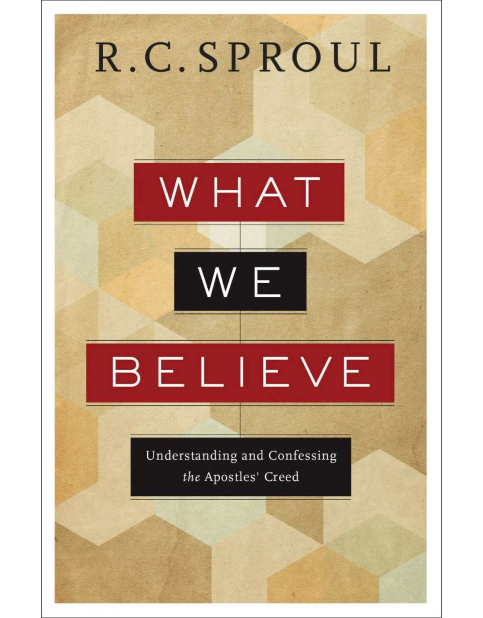 Baker Publishing Group / Bethany What We Believe: Understanding and Confessing the Apostles' Creed