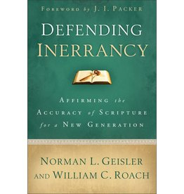 Baker Publishing Group / Bethany Defending Inerrancy