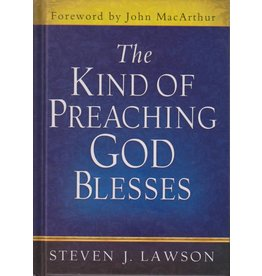 Harvest House Publishers The Kind of Preaching God Blesses