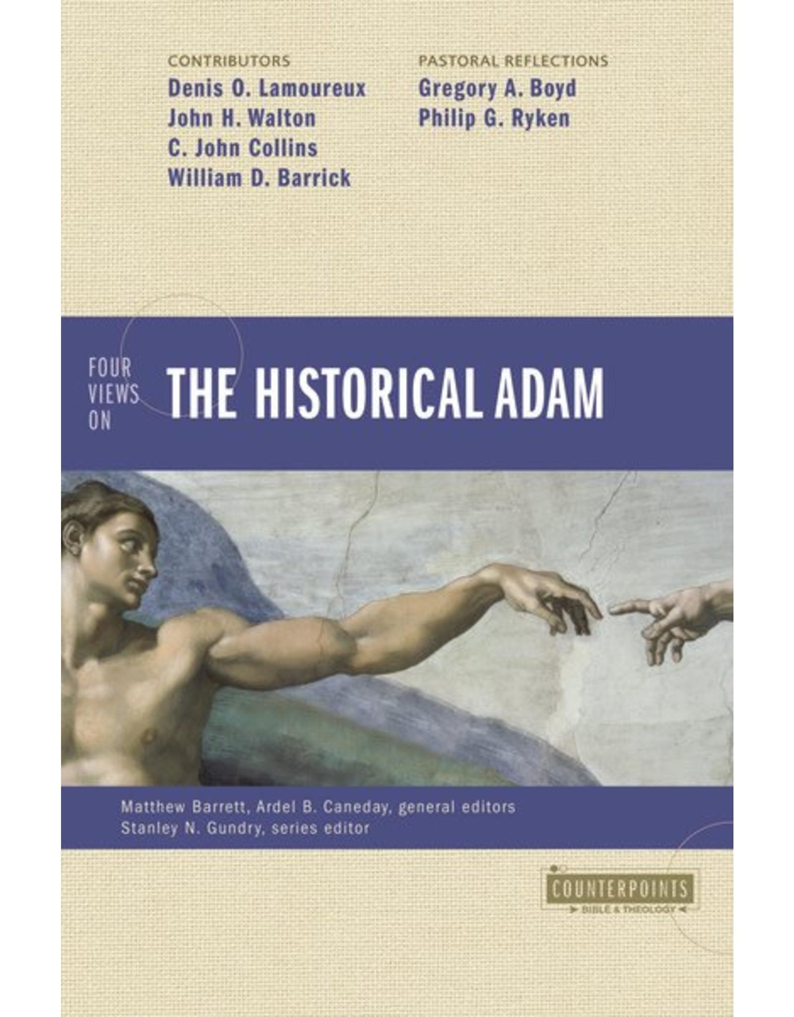 Harper Collins / Thomas Nelson / Zondervan Four Views on the Historical Adam