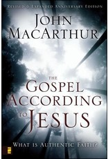 Harper Collins / Thomas Nelson / Zondervan Gospel According to Jesus (20th Anniversary Ed.)