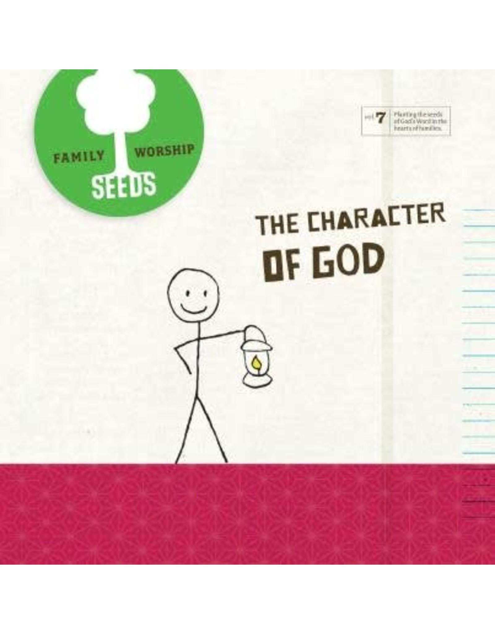 SBI Inc Family Worship Vol 7 - Character of God