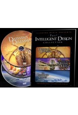Randolf Intelligent Design Collection 3-in-1: Darwin's Dilemma, Unlocking the Mystery of Life, The Privileged Planet