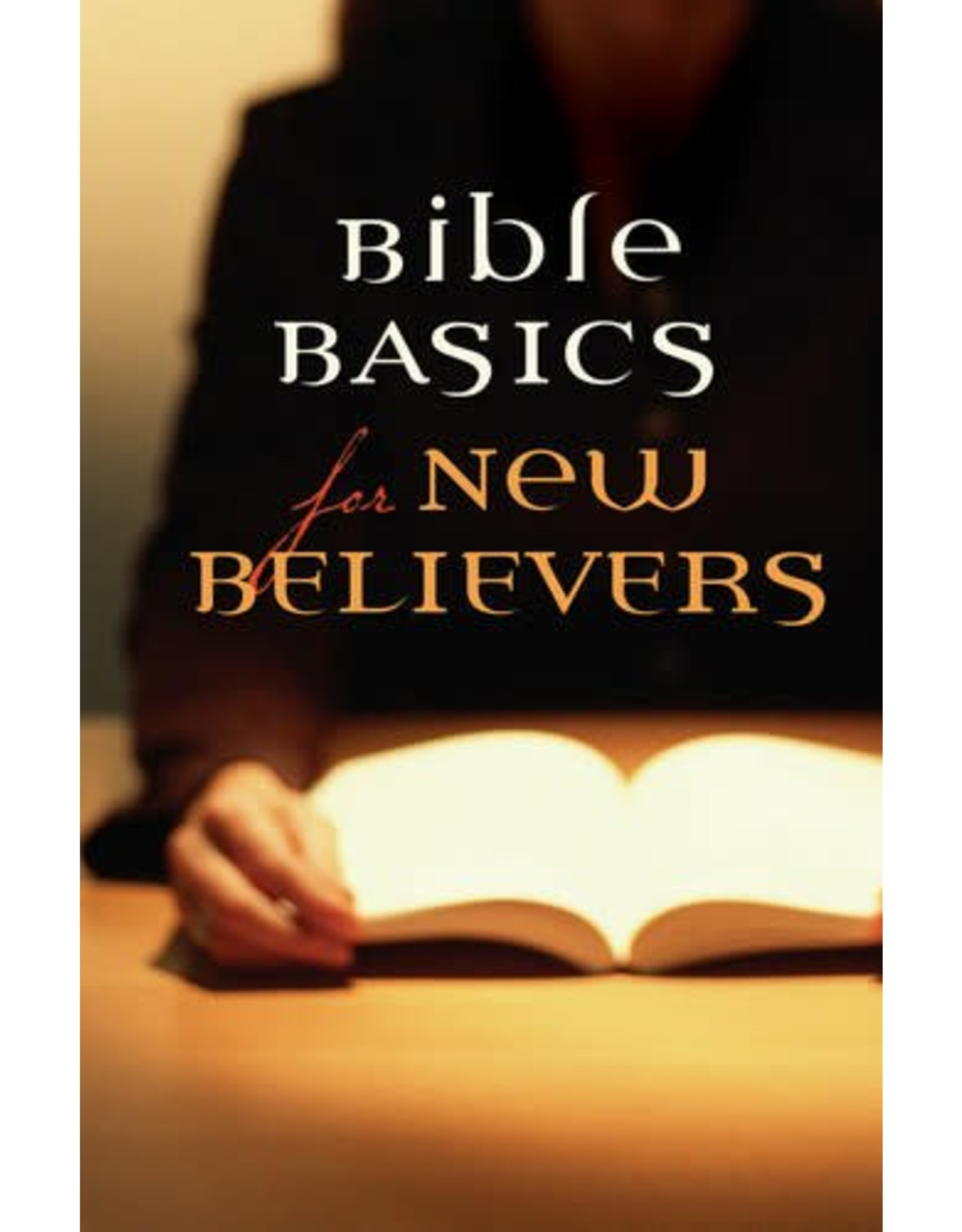 Crossway / Good News Bible Basics for New Believers Tract - 25 pack
