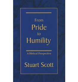 Focus Publishing From Pride to Humility: A Biblical Perspective (1885904371)