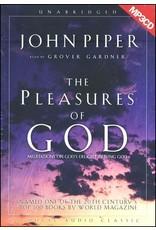 Hovel Audio Pleasures of God (MP3 Audio Book)