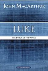 Harper Collins / Thomas Nelson / Zondervan MacArthur Bible Studies: Luke