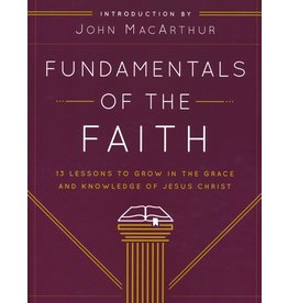 Moody Publishers Fundamentals of the Faith (FOF) Student - 24 Case Qty