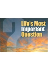 BMH Life's Most Important Question (NIV)