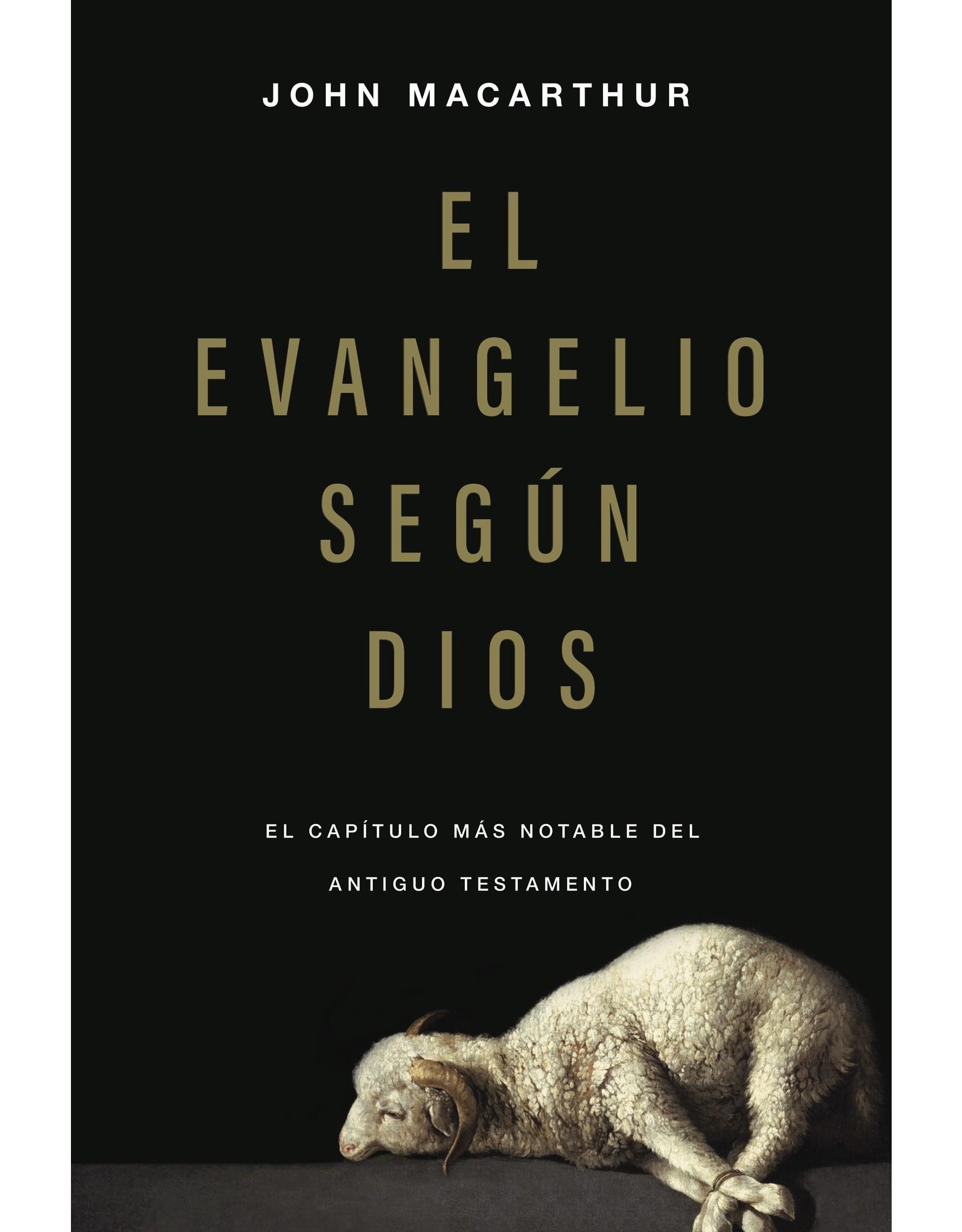 Kregel / Portavoz / Ingram Spanish-The Gospel According to God (El Evangelio según Dios)