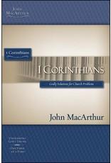 Harper Collins / Thomas Nelson / Zondervan MacArthur Bible Studies (MBS): 1 Corinthians (1st Edition)