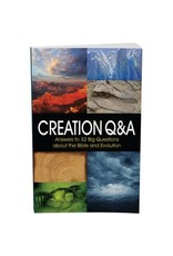 ICR Creation Q&A: Answers to 32 Big Questions about the Bible and Evolution