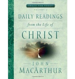 Moody Publishers Daily Readings from the Life of Christ, Vol 3 (Hardcover)