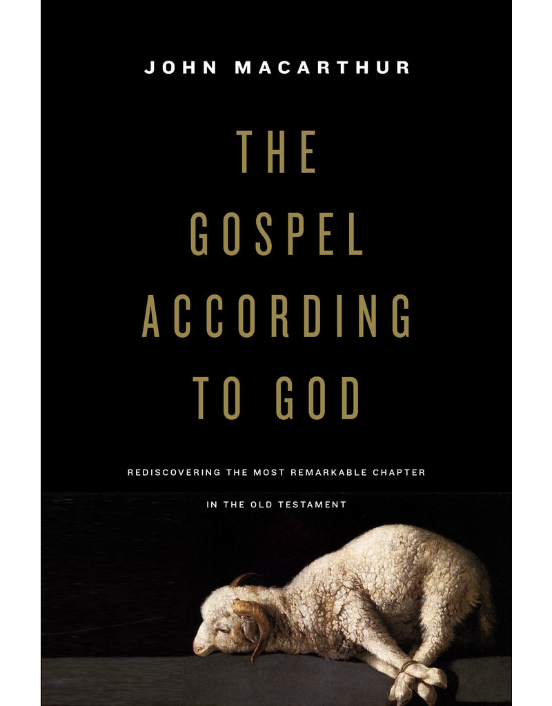Crossway / Good News The Gospel According to God (Hardcover)