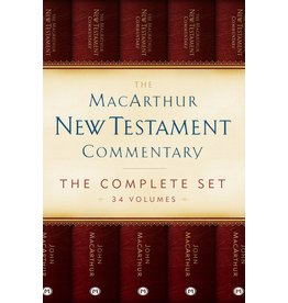Moody Publishers MNTC 34 Volume Set
