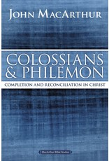 Harper Collins / Thomas Nelson / Zondervan MacArthur Bible Studies (MBS): Colossians & Philemon