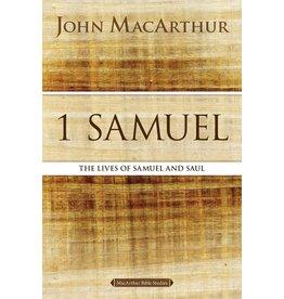 Harper Collins / Thomas Nelson / Zondervan MBS: 1 Samuel