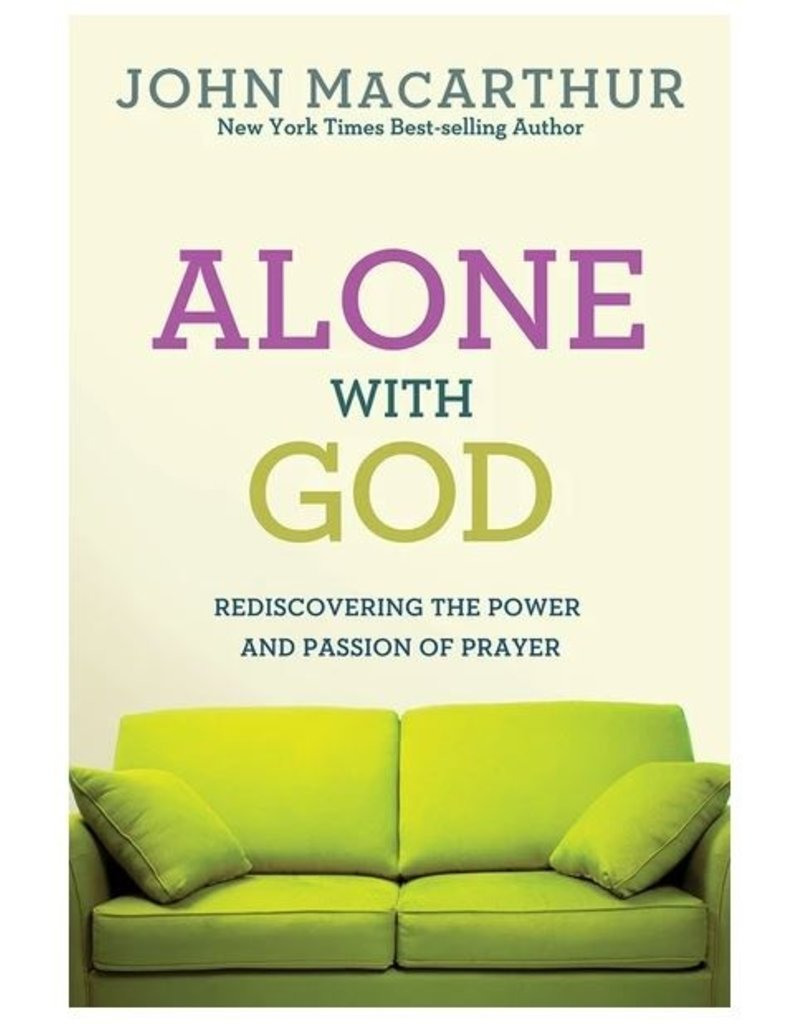 David C. Cook Alone with God