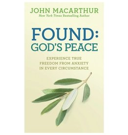 David C. Cook Found: God's Peace