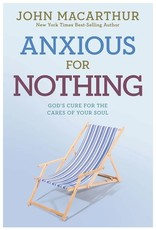 David C. Cook Anxious for Nothing