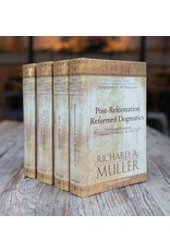 Baker Publishing Group / Bethany Post-Reformation Reformed Dogmatics, 4 Volume Set
